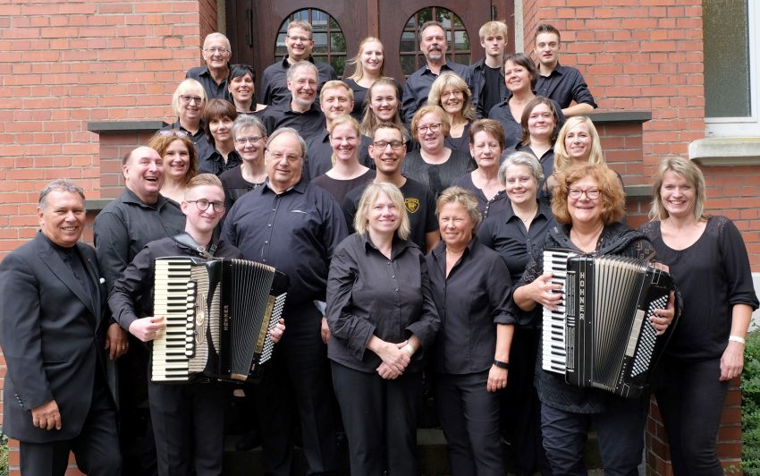 65 Jahre Emscherland Akkordeon Orchester (EAO)