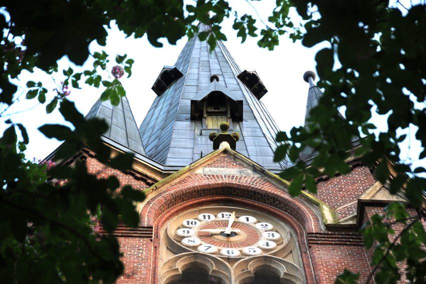 Kreuzkirche.