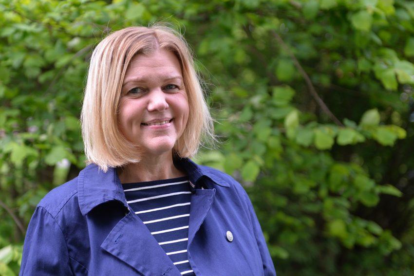 Die stellvertretende Leiterin des Spielzentrums Herne: Susanne Klaus.
