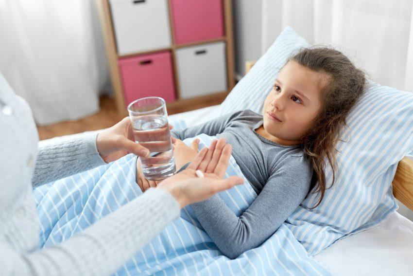 Medikamente gegen Atemwegserkrankungen und Bronchitis sind die am häufigsten verordneten Arzneimittel für Kinder und Jugendliche bis 18 Jahren in Herne.