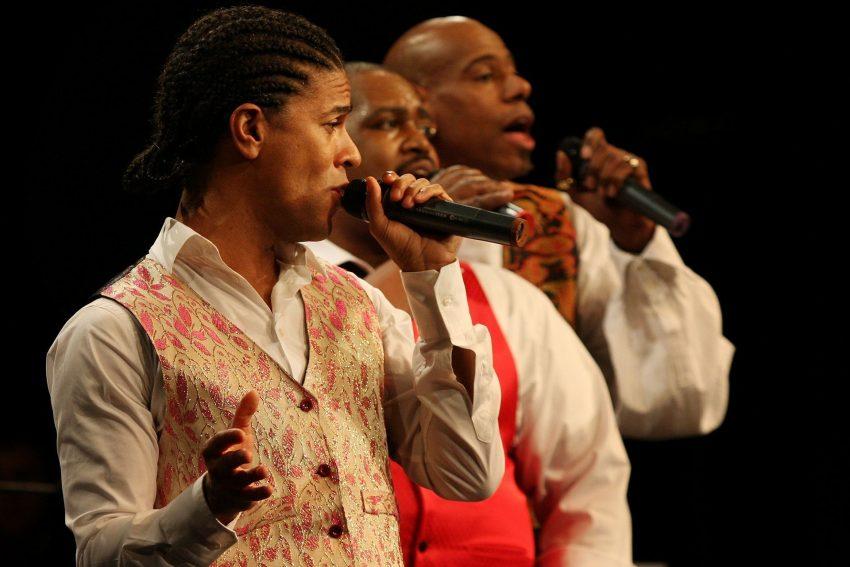 The Spirit of Motown - Konzert im Kulturzentrum.