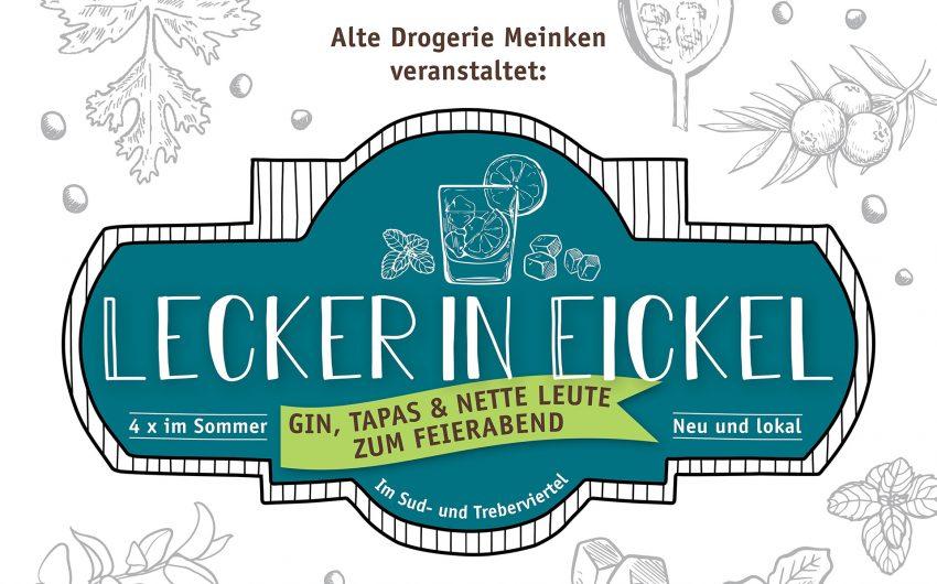 Das Logo von Lecker in Eickel.