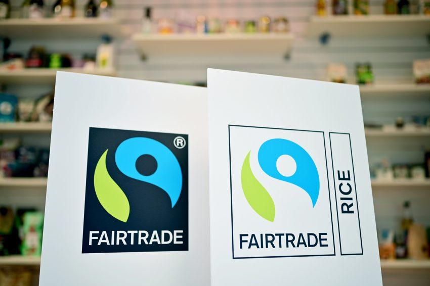 Das Fairtrade-Logo
