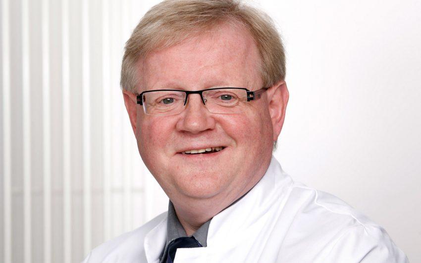 Prof. Dr. Klaus Kisters.