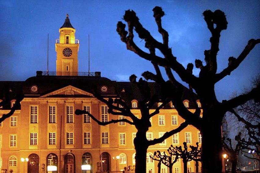 Das Herner Rathaus.