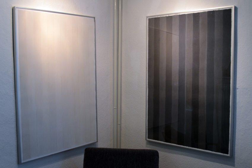 Werke von Klaus Nixdorf.
