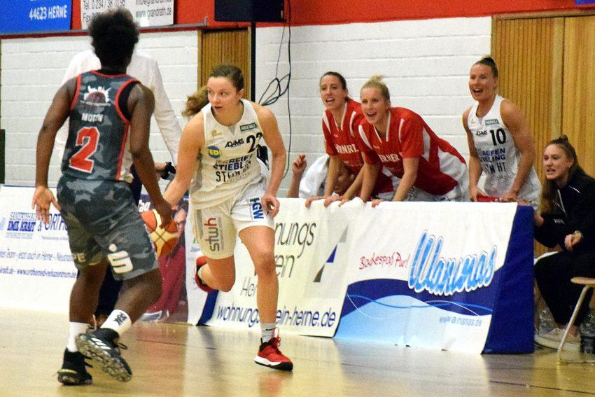1. Basketball-Bundesliga: HTC-TSV Wasserburg 63:66. Niederlage trotz starker Aufholjagd.
