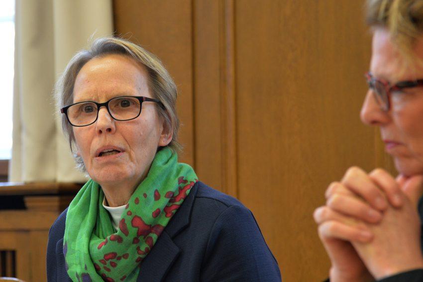 Bildungsdezernentin Gudrun Thierhoff.