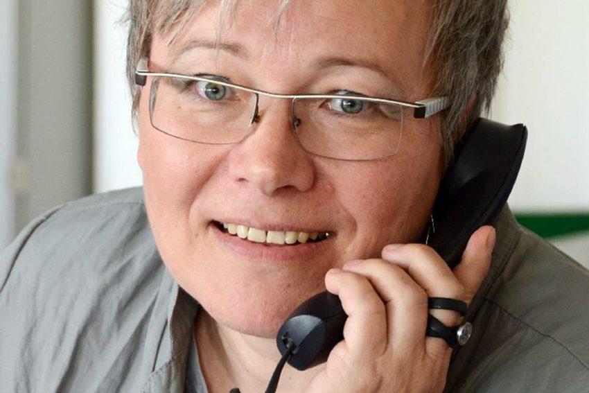 Astrid Schenk.