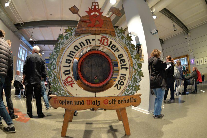 Extraschicht 2015 - Hülsmann Brauerei.