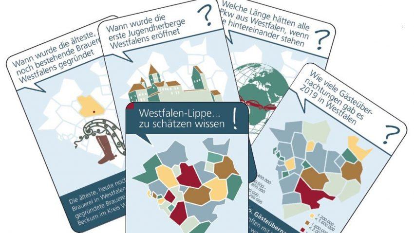 Das neue LWL Westfalen-Schätz-Quiz.