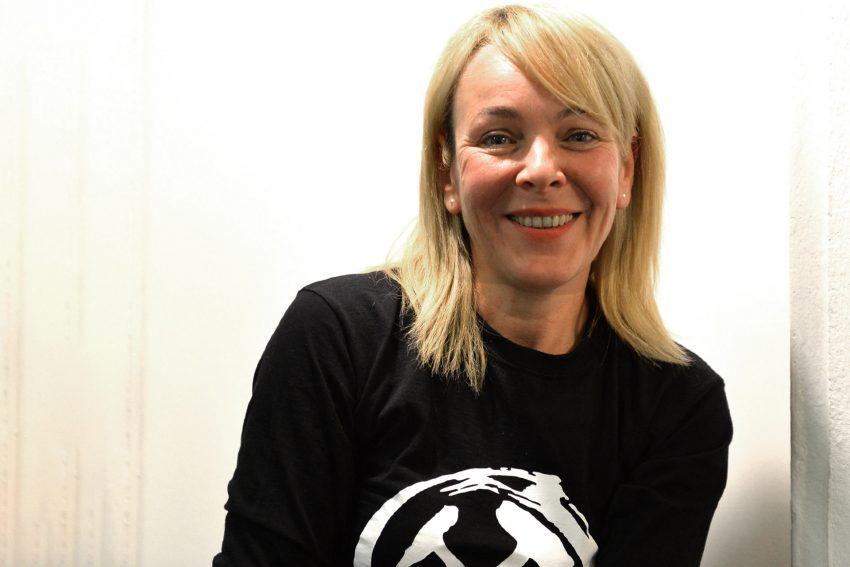Sylvia Steffan, Leiterin der JKS-Wanne.