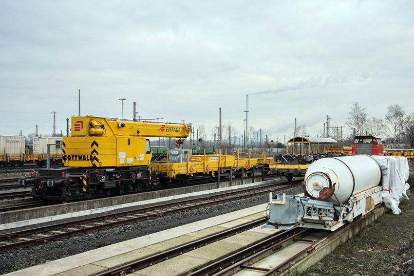 Info-Tag bei Eiffage Infra-Rail.