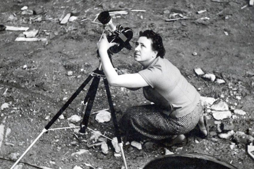 Elisabeth Wilms - Filmemacherin aus Dortmund (1905 - 1981).