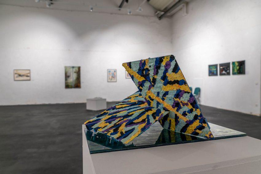 Spuren 2 - eine Ausstellung an vier Herner Orten.