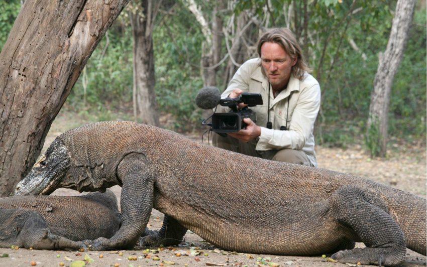 Andreas Kieling – Im Bann der wilden Tiere.