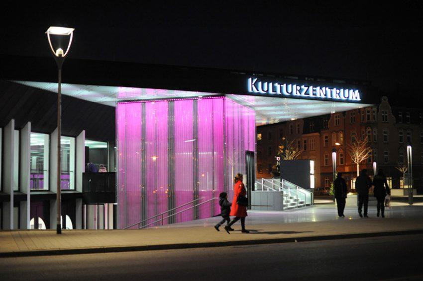 Das Kulturzentrum in Herne-Mitte.