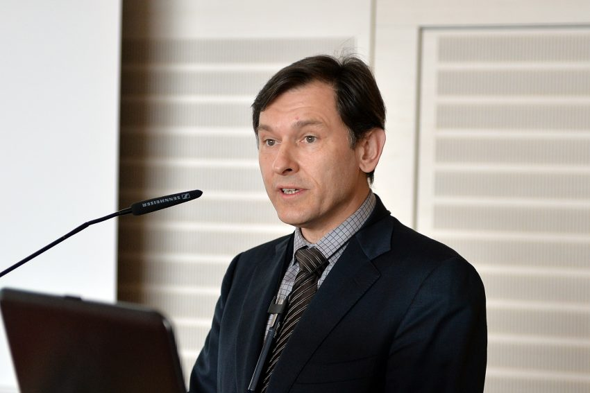 Dr. Frank Dudda, Eröffnung der 28. Gesundheitswoche am 7. März 2016.