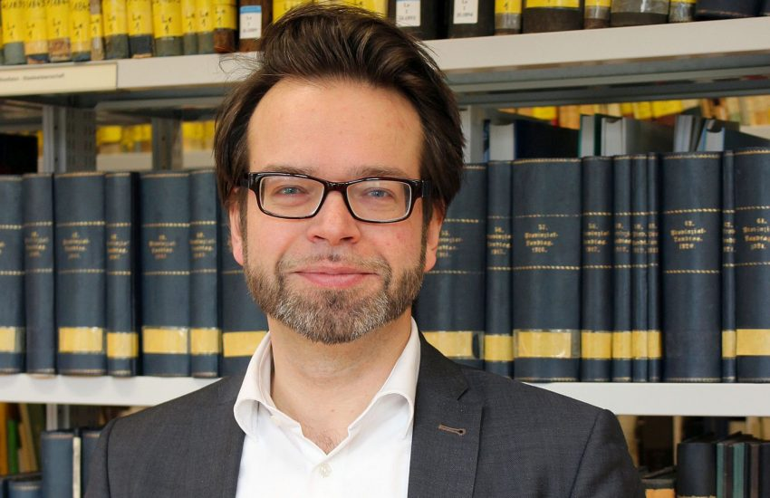 Prof. Dr. Malte Thießen.