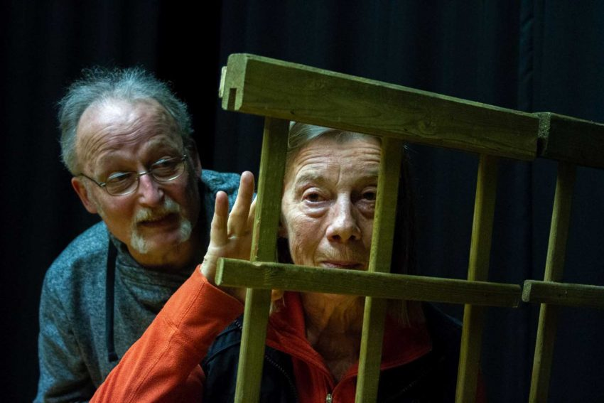 Theater im Volkshaus: Eine Woche ohne Erika.