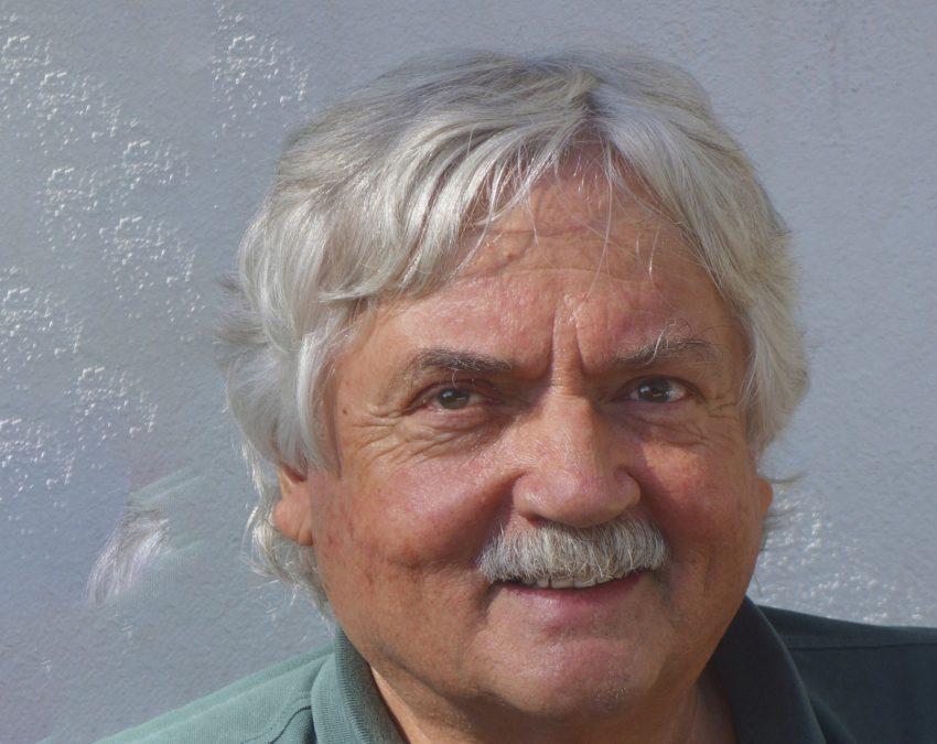 Wilfried Bommert im Literaturhaus.