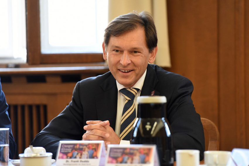 Oberbürgermeister Dr. Frank Dudda