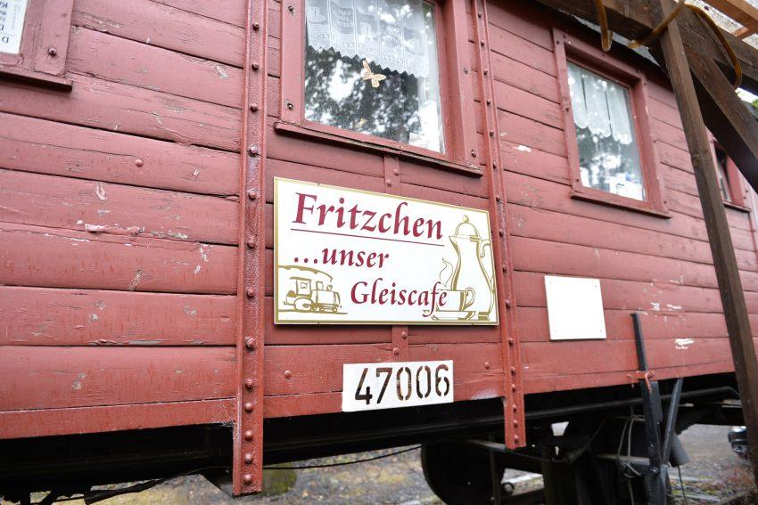 Fritzchen unser Gleiscafe