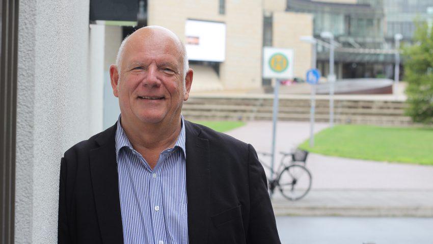 Thomas Nückel, FDP-Landtagsabgeordneter.