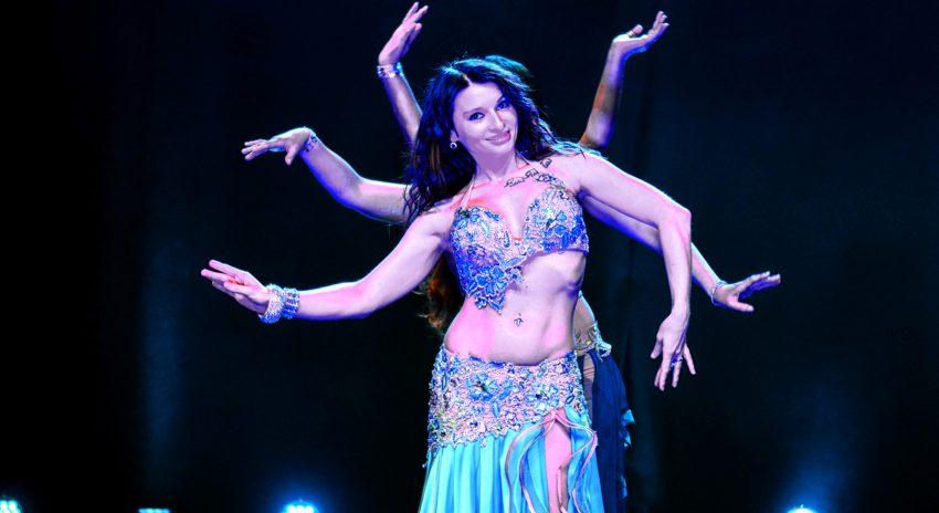 Interkulturelle Tanzfestival.