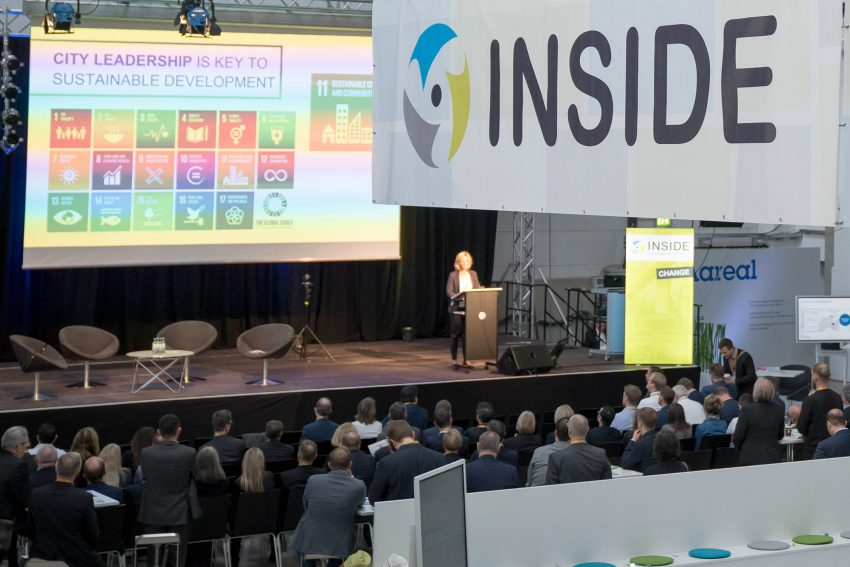 Erster INSIDE Kongress der rku.it GmbH am 7.11.2019 in Hattingen.