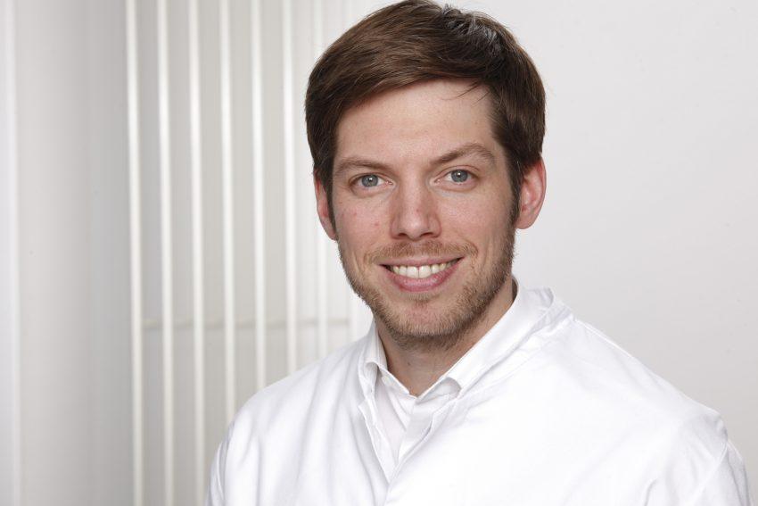 Prof. Dr. Florian Roghmann – Oberarzt der Urologischen Klinik des Marien Hospital Herne.