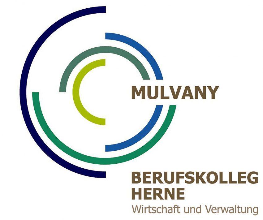 Das neue Logo des Mulvany Berufskollegs.