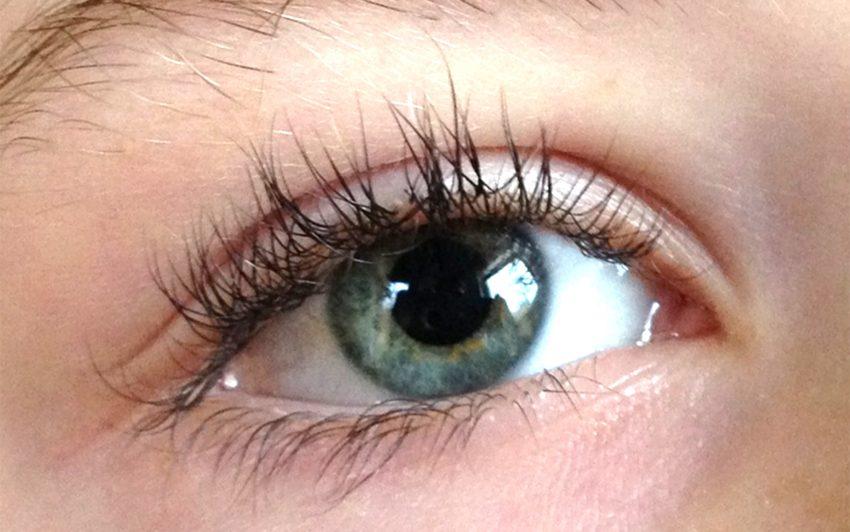 Blickpunkt Auge.