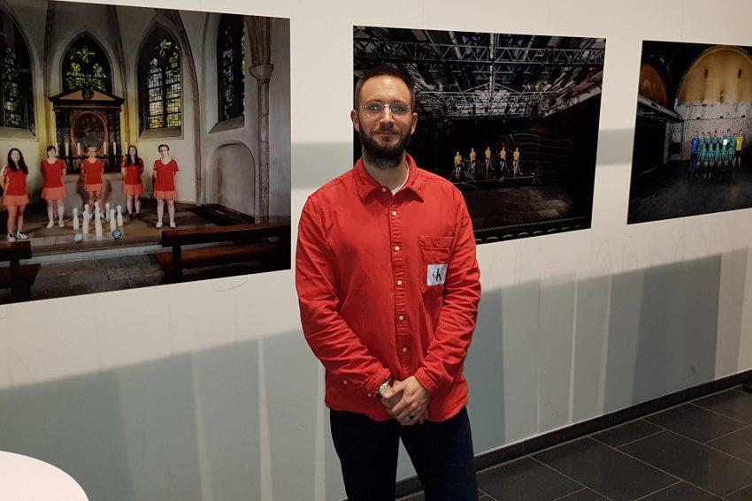 Felix Kleymann - Fotograf des Stadtwerke-Kalenders 'Herner Ansichten 2020'.