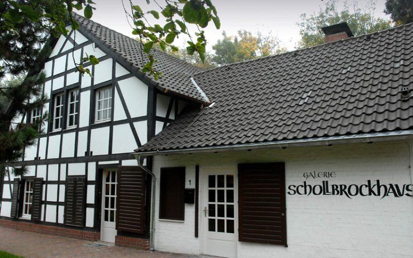 Das Schollbrockhaus im Strünkeder Park.