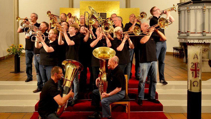 Der Posaunenchor des CVJM Herne veranstaltet erneut einen Bläsergottesdienst, im Jahr 2020 aber nur online.