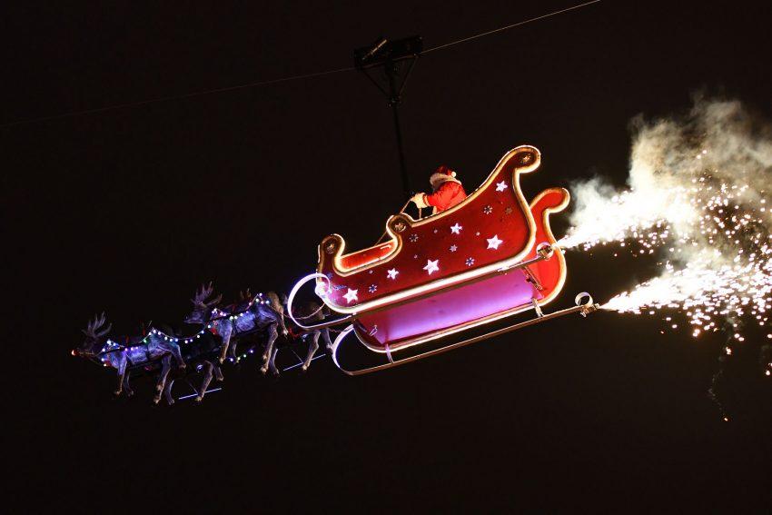 Impressionen vom Cranger Weihnachtszauber