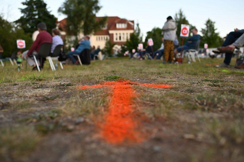 Die Feuersteins Live beim Flottmann-Open-Air