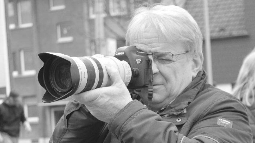 Gerd Biedermann im März 2019.