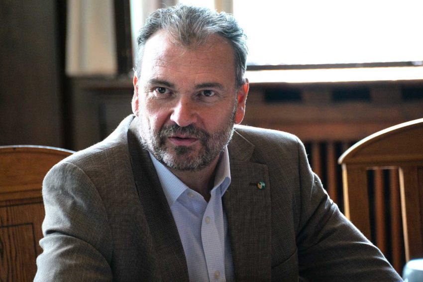Stadtrat Karlheinz Friedrichs.