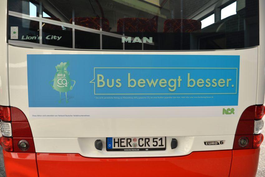 Neue Busse der HCR