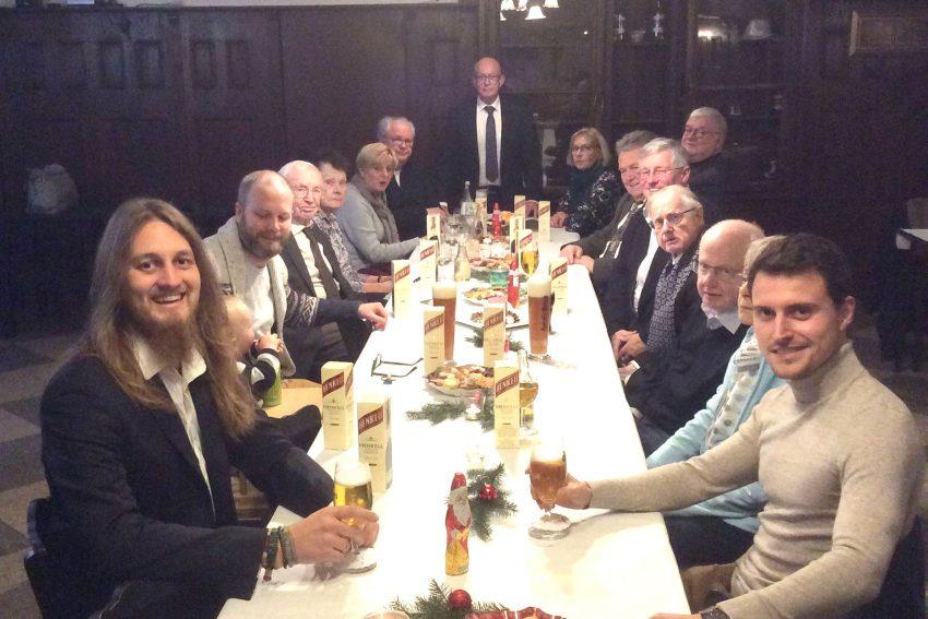 CDU Röhlinghausen feiert.