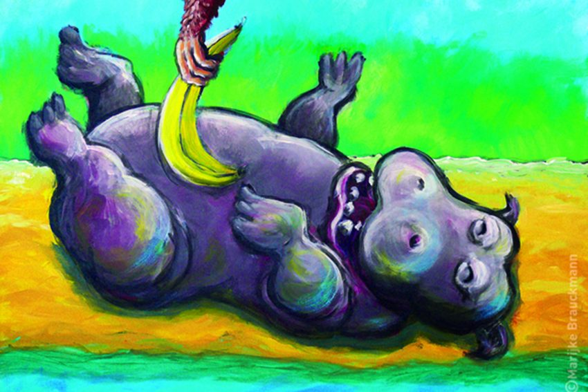 Lustmord in der Lagune von Marijke Brauckmann