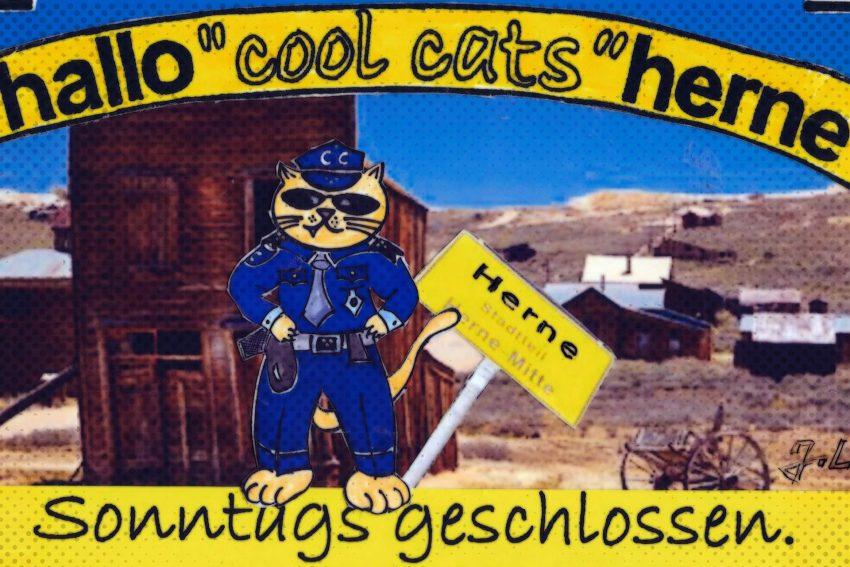 Cool Cat Cop.