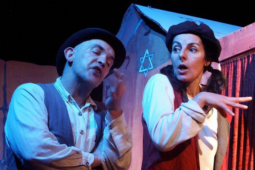 Schlamasel & Masel - das Theaterstück über das Glücklichsein.