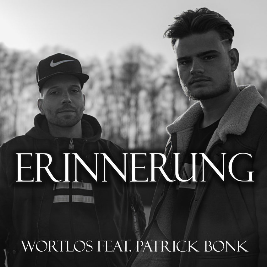 v.l. Benjamin Callies (Wortlos) und Patrick Bonk.