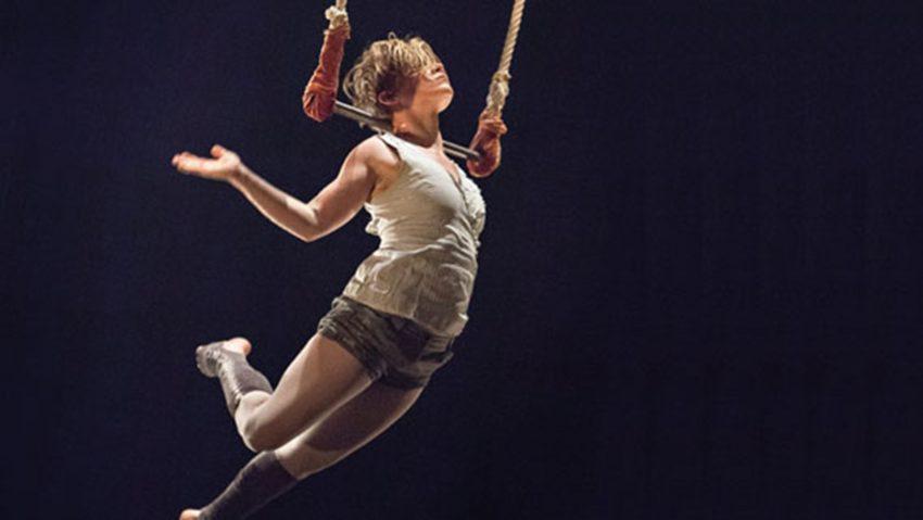 Cirque Bouffon mit dem Gastspiel Nandou, welches in Gelsenkirchen am MiR stattfinden soll