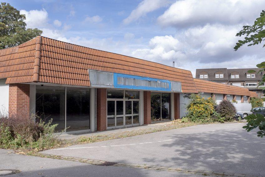 Die Herner Tafel zieht in den alten Edeka-Markt an der Bielefelder Straße.