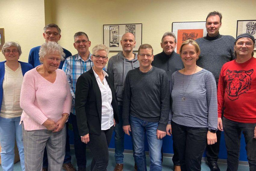 Vorstandswahl des SPD-Ortsvereins Herne-Horsthausen des SPD-Ortsvereins Herne-Horsthausen (11.2.2020).