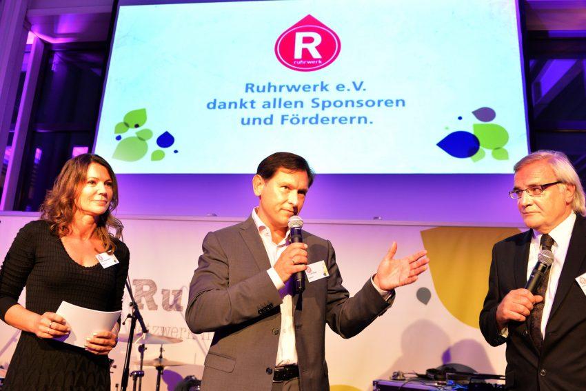 Benefiz-Veranstaltung der Ruhrwerk-Frauen.
